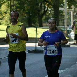 SEB Tallinna Maraton - Anni Adamson (1244), Tarvo Nurmeots (1640)