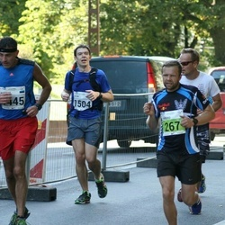 SEB Tallinna Maraton - Andero Sopp (267), Andreas Lehmann (1445), Alvar Lumberg (1504)