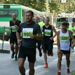 SEB Tallinna Maraton - Anatoli Yatsenka (320), Sergei Barõšnikov (995)