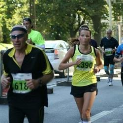 SEB Tallinna Maraton - Anatoli Šuvalov (618), Irina Vilipson (1041), Els-Brett Heinsoo (2390)