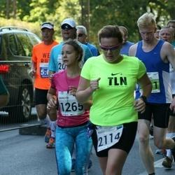 SEB Tallinna Maraton - Marilyn Jurman (1265), Arro Kati (2114)