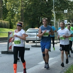 SEB Tallinna Maraton - Mathias Luik (906), Annika Remmer (2775), Victor Guzun (3513)