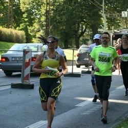 SEB Tallinna Maraton - Mari Tarto (1965), Bernhards Blumbergs (2669), Marko Mägi (3131)