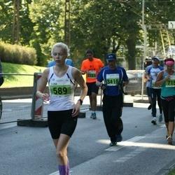 SEB Tallinna Maraton - Ilona Põld (589), Mervi Kiviluoma (715), Kristo Fedoritš (2151), Anatoli Ivanov (3415)