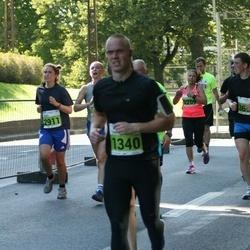 SEB Tallinna Maraton - Tanel Rattiste (1340), Natalia Kamberg (2209), Agnes Hodges (2911)