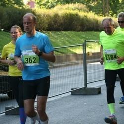 SEB Tallinna Maraton - Hargo Kalaus (362), Timo Pakka (2184)