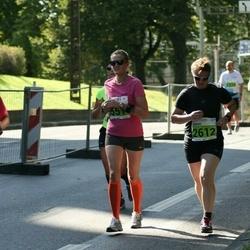 SEB Tallinna Maraton - Siret Keem (1717), Mirva Peltokoski (2612)