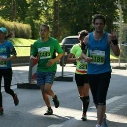 SEB Tallinna Maraton - Ago Veskimäe (1443), Natalija Romanovskaja (1684), Stepan Yusupov (2189)