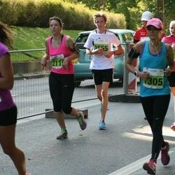 SEB Tallinna Maraton - Raili Tarassov (1305), Karoli Loot (1777), Brenet Rahumägi (3565)