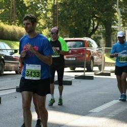 SEB Tallinna Maraton - Bruno Münter (1164), Dominic Weber (3433)