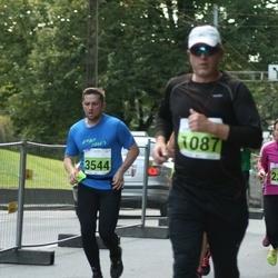 SEB Tallinna Maraton - Viktor Kokk (1087), Viktoria Grahv (2381), Andrei Kulgun (3544)