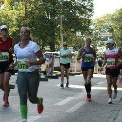 SEB Tallinna Maraton - Merlin Hurt (1078), Ethel-Heidi Sepp (2247), Elise Saarna (2656), Kai Tuuletare (3435)