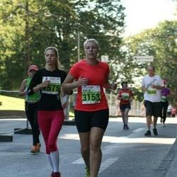 SEB Tallinna Maraton - Kadri Ibrus (2575), Agnese Maskalane (3153)