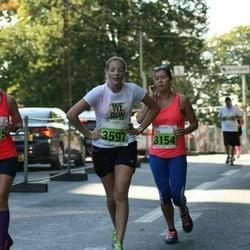 SEB Tallinna Maraton - Inga Lapina (3154), Evelin Kisand (3195), Brenda Roosimaa (3597)