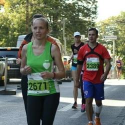 SEB Tallinna Maraton - Artur Müür (2389), Irina Veselova (2671)