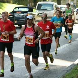 SEB Tallinna Maraton - Siim Kauge (187), Christopher Kalev (965)