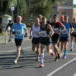 SEB Tallinna Maraton - Ago Veilberg (12), Martin Tamm (13), Hardo Reinart (25), Morten Sætha (86), Gints Lusis (1832)