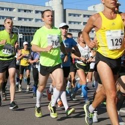 SEB Tallinna Maraton - Andres Aunap (76), Aleksei Kuligin (2154)
