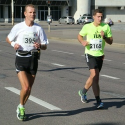 SEB Tallinna Maraton - Arnold Laroye (395), Sten Remmelg (2165)
