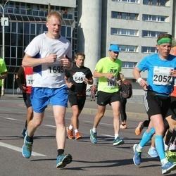 SEB Tallinna Maraton - Ahti Kelder (1432), Eedi Sepp (1677), Risto Ahtijainen (1695), Arto Kauhanen (2052)