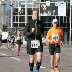 SEB Tallinna Maraton - Jukka Hakala (632), Artur Telling (1146)