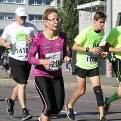 SEB Tallinna Maraton - Leena Särkelä (1204), Raivo Sammel (1759), Carl-Hans Sammel (1760)