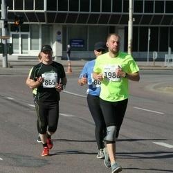 SEB Tallinna Maraton - Ari Setälä (865), Martin Kalvet (1986)