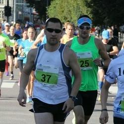 SEB Tallinna Maraton - Aare Kutsar (37), Arttu Aaltonen (125)