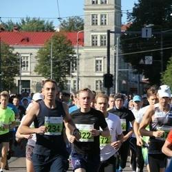 SEB Tallinna Maraton - Ats Pihl (234), Anatoli Dren (322)