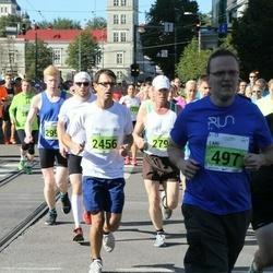 SEB Tallinna Maraton - Lari Kuusisto (497), Brice Gasnier (2456)