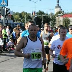 SEB Tallinna Maraton - Ago Siidok (1986)