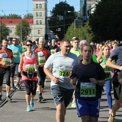 SEB Tallinna Maraton - Agnes Hodges (2911), Janis Laganovskis (3240)
