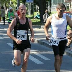 SEB Tallinna Maraton - Rob Wouters (220), Aleksey Safonov (2203)