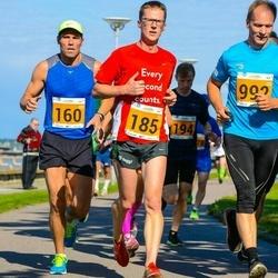 SEB Tallinna Maraton - Andre Himuškin (160), Krister Haav (185)