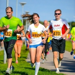 SEB Tallinna Maraton - Aimar Aimse (432), Aare Treier (470), Maarja Pärs (1924)