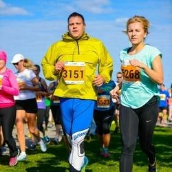 SEB Tallinna Maraton - Artjom Pelepelin (3151), Veronika Tyuleneva (5268)