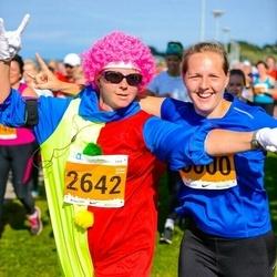 SEB Tallinna Maraton - Maret Kaskmaa (2642), Birgit Joandi (3000)