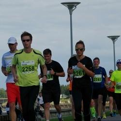 SEB Tallinna Maraton - Silver Plamus (2268), Birgit Käsper (3261)