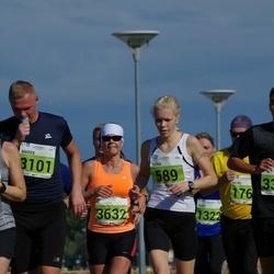 SEB Tallinna Maraton - Ilona Põld (589), Anni Niidumaa (3632)