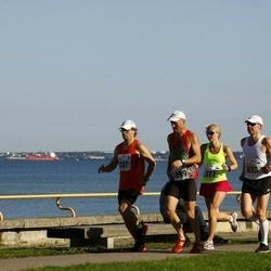 SEB Tallinna Maraton - Brit Rammul (371), Kristjan Niinemaa (413), Erkki Etverk (1899)