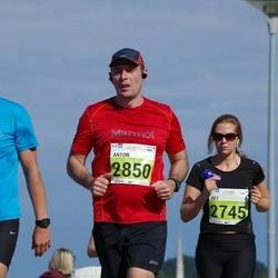 SEB Tallinna Maraton - Aet Köster (2745), Anton Bespalov (2850)