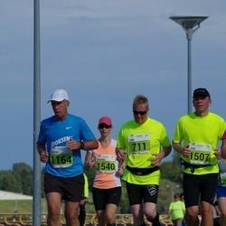 SEB Tallinna Maraton - Jari Kaari (711), Bruno Münter (1164)