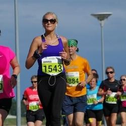 SEB Tallinna Maraton - Annika Kruuse (1543)