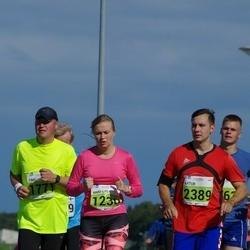 SEB Tallinna Maraton - Timo Sairanen (1771), Artur Müür (2389)