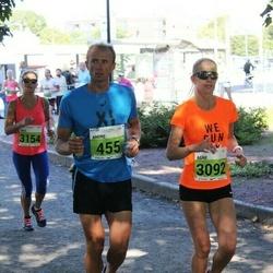 SEB Tallinna Maraton - Andre Pukk (455), Agne Väljaots (3092)