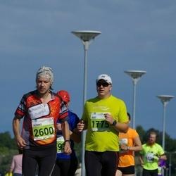 SEB Tallinna Maraton - Ago Arro (1775), Rünno Kulver (2600)