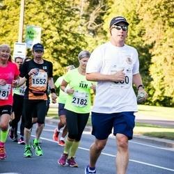 SEB Tallinna Maraton - Arto Hautakangas (1552), Pilvi Tuomola (2182)