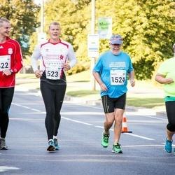 SEB Tallinna Maraton - Peep Joonas (255), Arttu Sadeharju (523), Matti Hallikainen (1061), Markku Nousiainen (1524)
