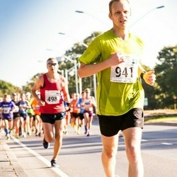 SEB Tallinna Maraton - Villu Klesmann (498), Christian Gunnarsson (941)