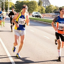 SEB Tallinna Maraton - Anatoli Klisheuski (121), Ivan Sibirtsev (290)